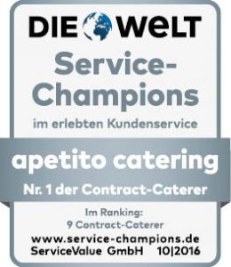apetito catering service champion contract caterer 2016